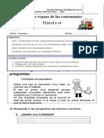 Ficha de Trabajo Tl Tr y Cl Cr