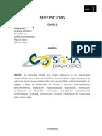 Brief - Sigmadiagnostics