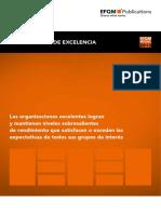 EFQM Excellence Model for FCE