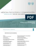 5 Medicina Psicologica y Comunicacion 1