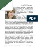 Cv Patricia Noguera