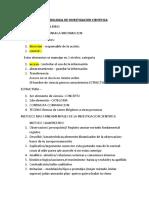 Metodologia de Investigacion Cientifica Apuntes