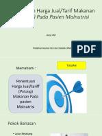 4-2. Penentuan Harga Jual Makanan (Pricing) Pada Pasien Malnutrisi.pdf