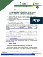 133 Personas naturales a declarar renta por el año gravable 2015 .pdf