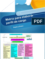 Matriz de Perfil de Cargo