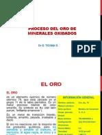 11 Proc Del Oro de Minerales Oxidados
