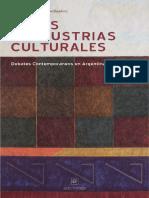 Artes e industrias culturales