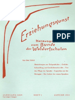 Erziehungskunst 1961 h 1 Jg 25
