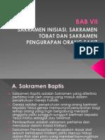 BAB VII (Punya Gery)