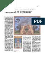 Aurelio García - Peronismo en Technicolor - Julia Villaro - Revista Ñ - 13-05-2017