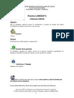 Practica Combinacion de Bandas Landsat 8