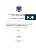 Proyecto Financiero Final
