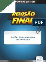 Revisão Ufpb - Arquivologia