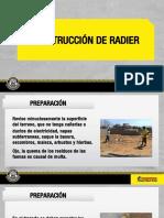 MD Trazar y Nivelar Terreno Construir Radier