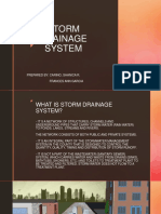 Storm Drainage System Group 5