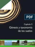 Genesis y Taxonomia de Los Suelos