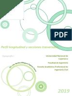 Informe Perfil longitudinal y secciones transversales - Pajares.docx