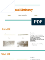 visual dictonary - product quality