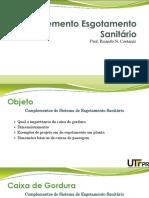 Complemento Esgotamento Sanitário
