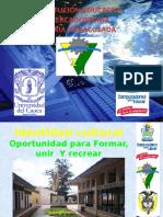 Identidad Cultural Oportunidad Para Formar Unir y Recrear
