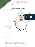 Recipe Book 2.0 Nico