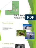 m4 themes in biology