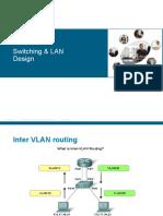5- Intervlan Routing