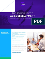 Infopro Learning the Agile Guide to Agile Development