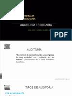 01 La Auditoria Tributaria Aspectos Generales