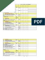 DOH-QSS Checklist (Clinic).xls