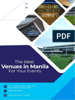 The Ideal Event Venues in Manila