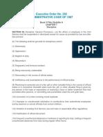 EO 292 (Chapter 7 - Discipline).docx