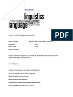 Syllabus on linguistics.docx