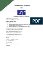 3er Informe Materiales de Construccion