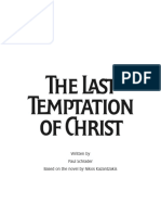 The Last Tempation of Christ