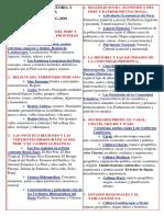 Prospecto de Historia y Geografía