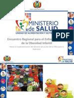 Bolivia Encuentro Regional Brasil