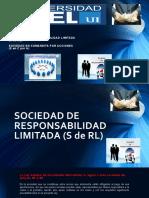 SOCIEDAD DE RESPONSABILIDAD LIMITADA Y SOCIEDAD COMANDITA POR ACCIONES