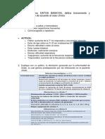 Caso Fisiopatologia