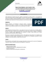 CV Empresa