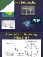 Engineering Drawings Lecture Linear Geometric Tolerancing 2014