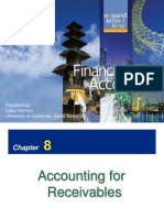 Accounting for Receivable