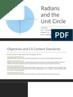 unit circle lesson