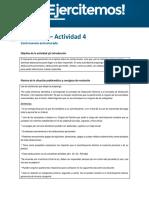 API 1 - Consigna
