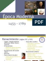 Edad Moderna 2012