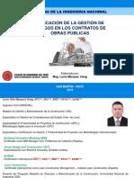 Exposicion Cip Tarapoto 20191