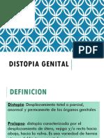 Distopia Genital