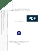 PDK vs PCR