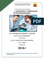 1er Informe d Emicrobiologia