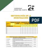 Proceso 1, 2, 3 y 4 _ Orientaciones